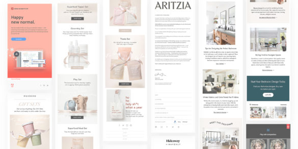 2021 email design trends