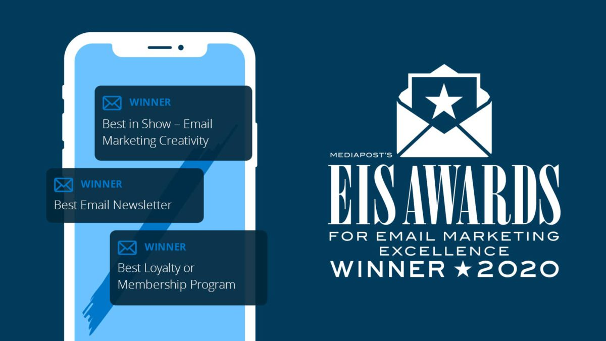 ERGO Wins Best in Show & More at MediaPost EIS Awards