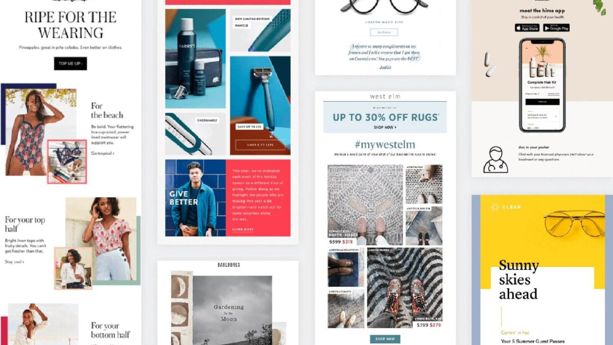 Top 10 Email Marketing Design Trends for 2020