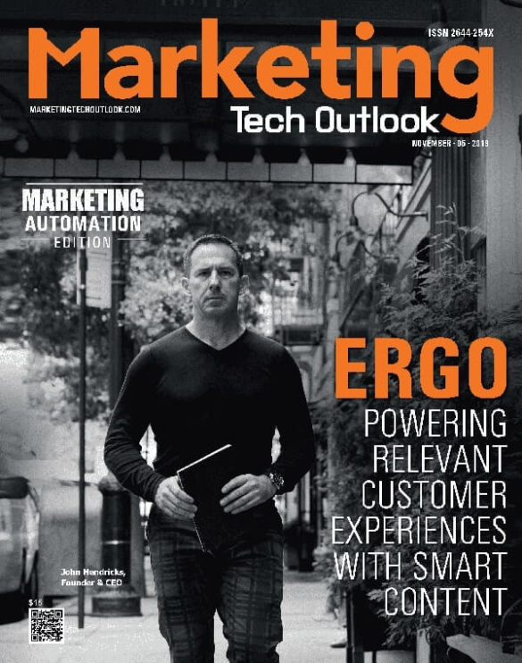 Marketing Tech Outlook magazine cover